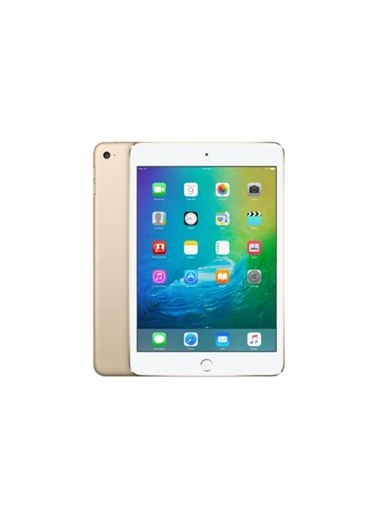 iPad mini 4 128GB WiFi + Cellular Gold-Apple